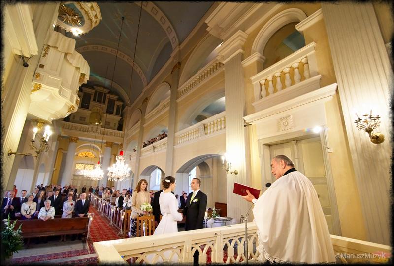 ślub w wiśle kościół
