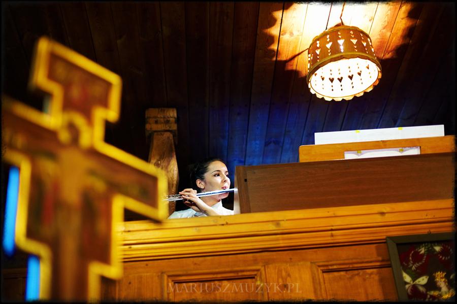 ave maria w kościele