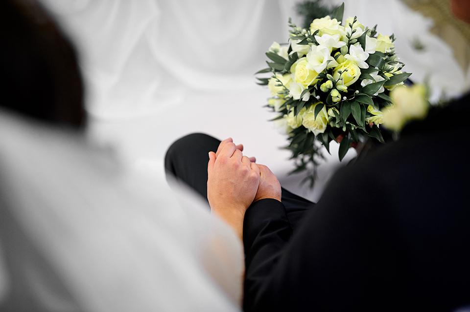zdjęcia ślubne czyste kolory